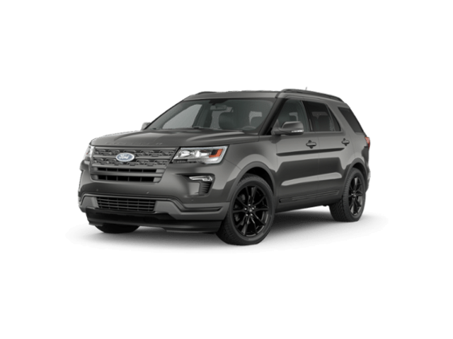 New 2019 Ford Explorer XLT SUV in Getzville, NY